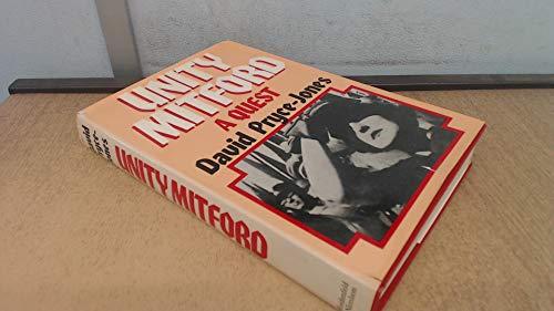 9780297771562: Unity Mitford: A Quest