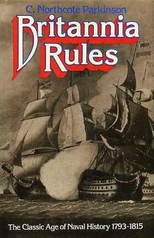 9780297772873: Britannia Rules: Classic Age of Naval History, 1793-1815