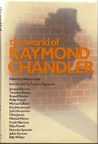 9780297773627: World of Raymond Chandler
