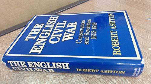 9780297774006: English Civil War (Revolutions of the Modern World)
