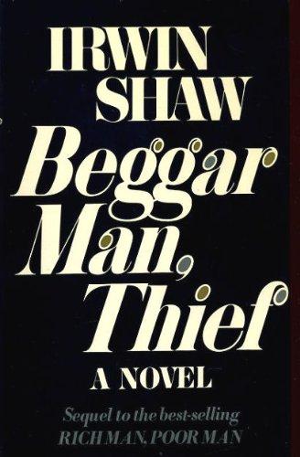 Beggarman, Thief: Bacall, Lauren]; Shaw, Irwin