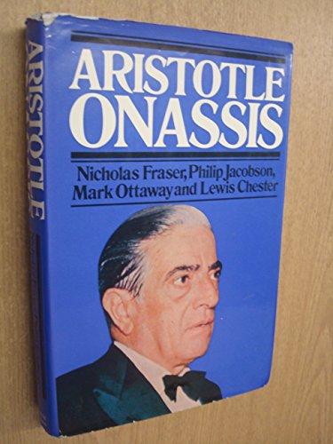 9780297774266: Aristotle Onassis