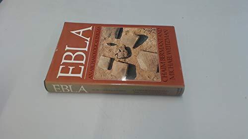 9780297774600: Ebla: An Archaeological Enigma