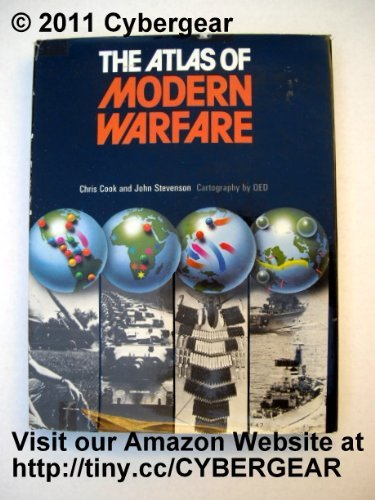 9780297775218: The Atlas of Modern Warfare