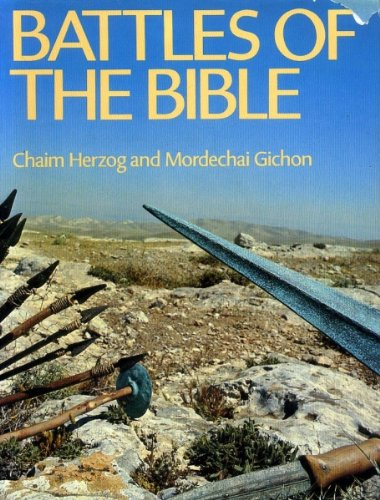 9780297775249: Battles of the Bible