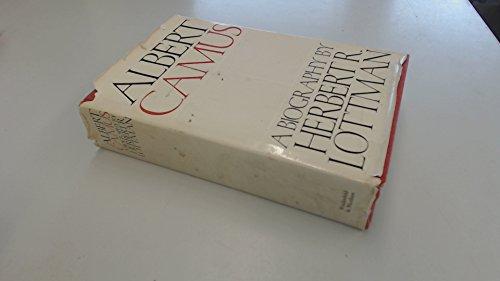 9780297775782: Albert Camus: A Biography
