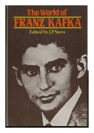 9780297778455: World of Franz Kafka