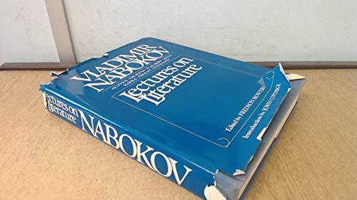 9780297778523: Lectures on Literature: Austen, Dickens, Flaubert, Joyce, Kafka, Proust, Stevenson