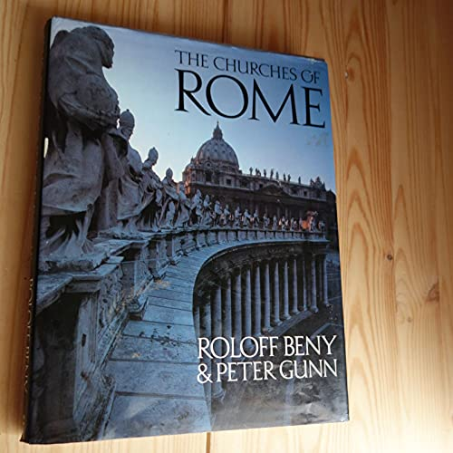 9780297779032: Churches of Rome