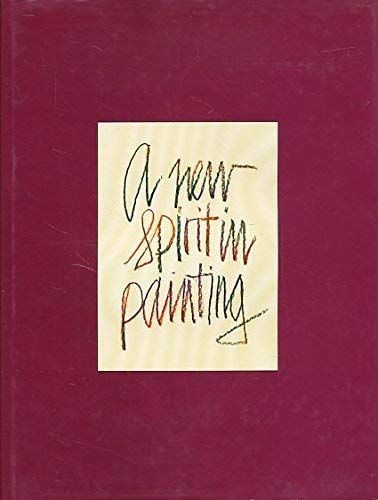 9780297779810: New Spirit in Painting: The Catalogue of the Royal Academy Exhibition