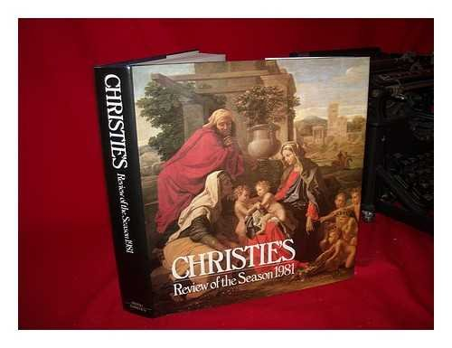 9780297780250: Christie's Review of the Season 1981