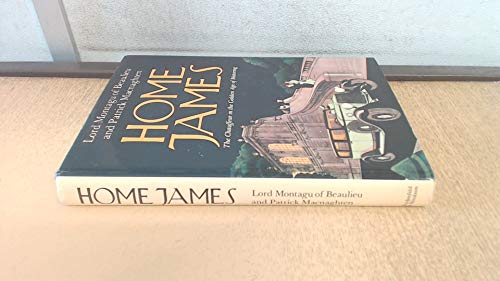 Home James: The Chauffeur in the Golden: Patrick MacNaghten and