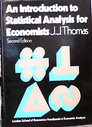 Introduction to Statistical Analysis for Economists