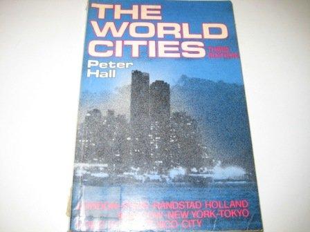 9780297782384: World Cities