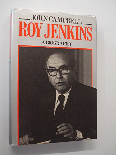 9780297782711: Roy Jenkins