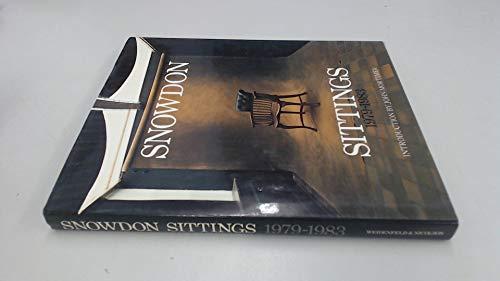 9780297783145: Snowdon Sittings 1979-83