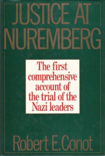 9780297783602: Justice at Nuremberg