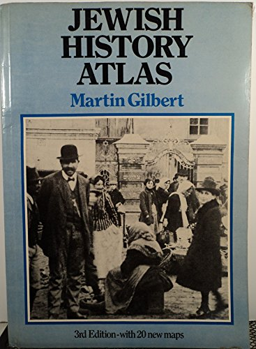 9780297786429: Jewish History Atlas