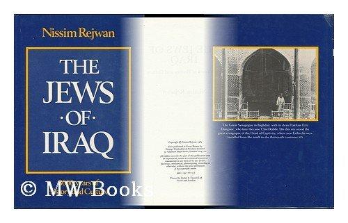 9780297787136: Jews of Iraq