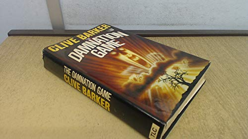 9780297787204: The Damnation Game
