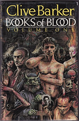 9780297787617: Books of Blood: v. 1