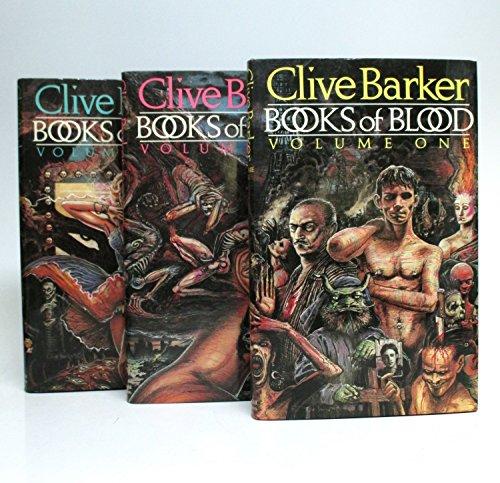 9780297787884: Books of Blood
