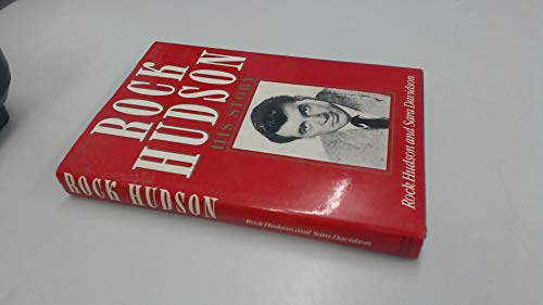 9780297788126: Rock Hudson: His Story