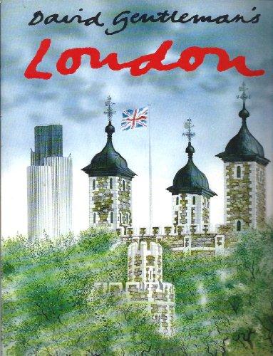 9780297788317: David Gentleman's London
