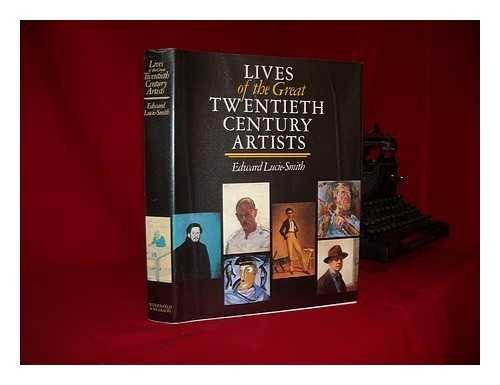 9780297788843: Lives of the great twentieth century artists
