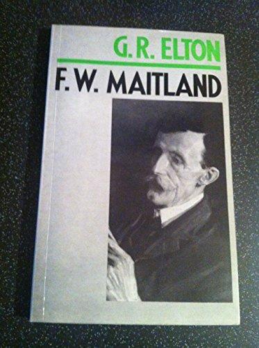 F.W.Maitland: Elton, G.R.