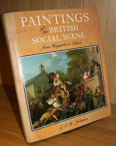 9780297789093: Paintings of the British Social Scene