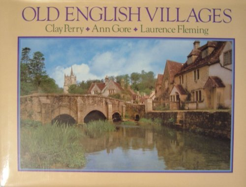9780297789413: Old English Villages (Country)