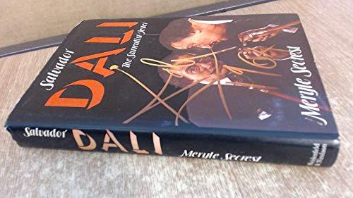 9780297789925: Salvador Dali the Surrealist Jester