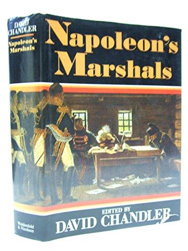 9780297791249: Napoleon's Marshals.