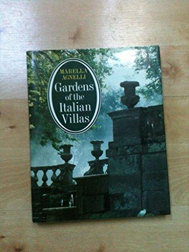 9780297791683: Gardens of the Italian Villas
