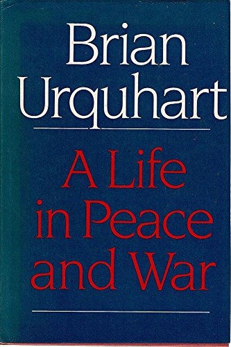 9780297792130: A life in peace and war