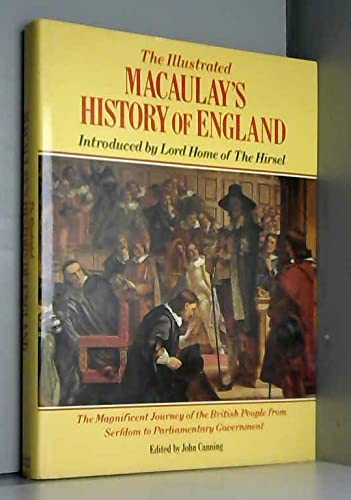 History of England: THOMAS BABINGTON MACAULAY