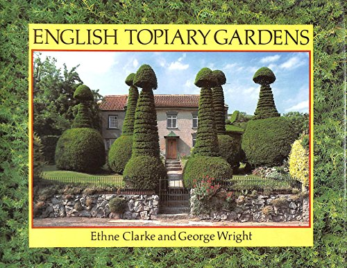 9780297792987: English Topiary Gardens (Country) (English and Spanish Edition)