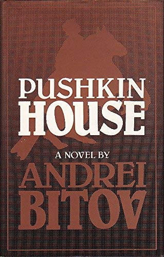 9780297793168: PUSHKIN HOUSE.