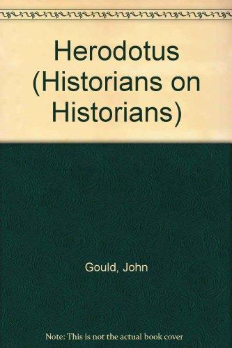 9780297793397: Herodotus (Historians on Historians)