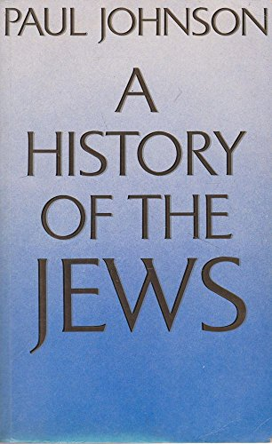 9780297793663: History of the Jews