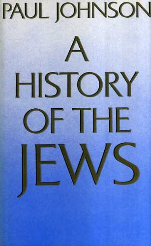 9780297793663: A History of the Jews