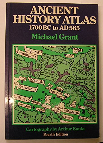9780297795490: Ancient History Atlas