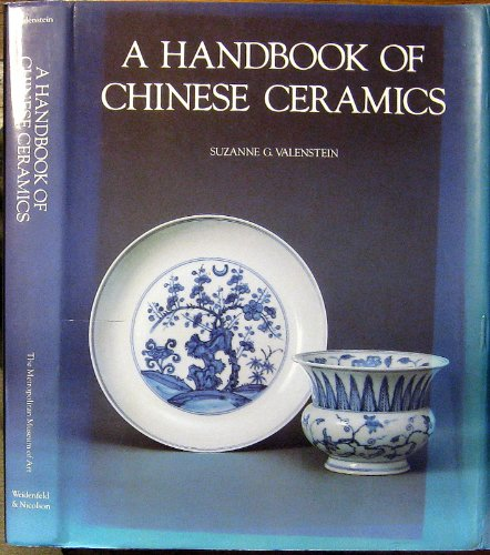 9780297795773: Handbook of Chinese Ceramics