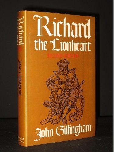 9780297796060: Richard the Lionheart