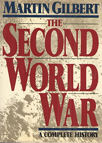 9780297796169: Second World War