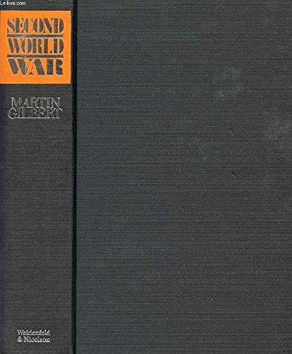 Second World War: Gilbert, Martin