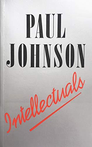 9780297796275: Intellectuals