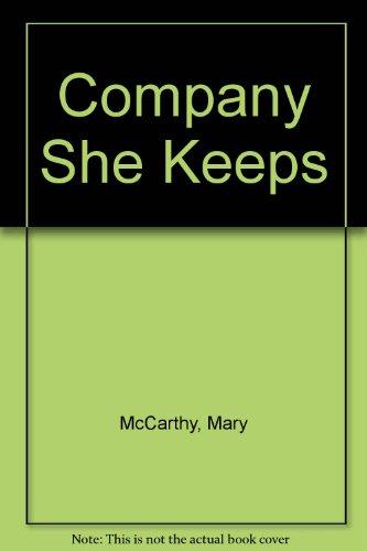 9780297796497: Company She Keeps