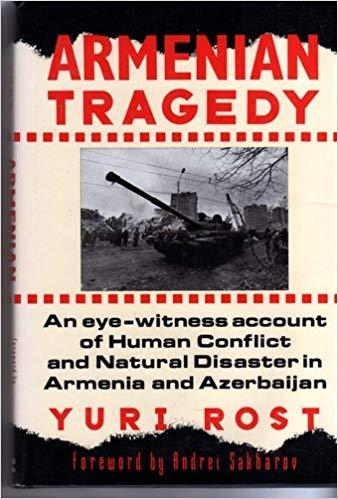 9780297796893: Armenian tragedy